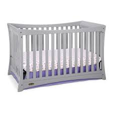 Graco 3 In 1 Convertible Crib Graco Tatum 4 In 1 Convertible Crib In Pebble Gray 04520 12f