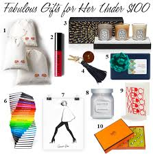 gift guide fabulous gifts for 100 shebrand