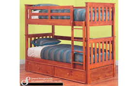 Timber Bunk Bed Fort Timber Bunk Bed Option For Trundle