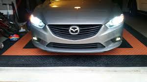 adding led fog light strips mazda 6 forums mazda 6 forum