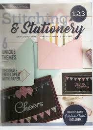 goodesign special edition stitching stationery 079673012245
