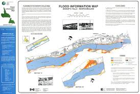 Newfoundland Map Flood Risk Mapping Studies Public Information Maps Environment