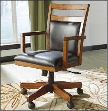 Modern Desk Chair No Wheels Furniture Office Wooden Office Chair Without Wheels Modern New