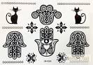 YM-K รุ่น 2 สติ๊กเกอร์ลายสัก sticker tattoo มาใหม่ - อุปกรณ์เพ้นท์ ...