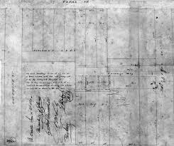 Square 1099 by The Collins C Diboll Vieux Carré Survey Property Info