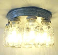 pottery barn kitchen lighting pottery barn mason jar lights fooru me
