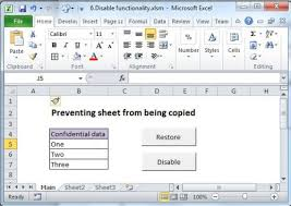 how to prevent your excel workbook from being moved or copied
