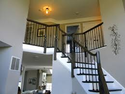 Iron Banisters And Railings Wood Stairs And Rails And Iron Balusters