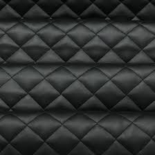 Interior Boat Cushion Fabric Quilted Leather Diamond Padded Cushion Faux Leather Interior