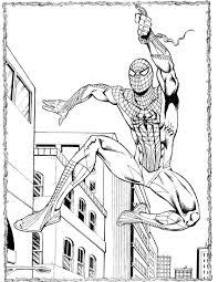 spider man 44 coloringcolor com