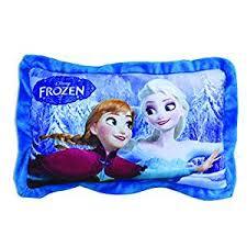 buy frozen elsa anna sweet plush cushion blue