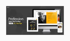 Resume Html Template Top 20 Premium Quality Resume U0026 Cv Html Templates 2016 Designstub