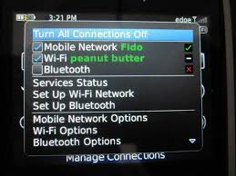 blackberry smartphones use storm 2 as pda wifi connected without