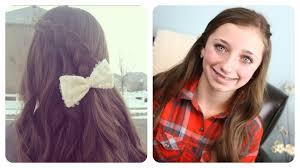 pancake braid by brooklynandbailey cute girls hairstyles