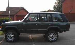 land rover classic lifted range rover classic off roader for sale sorc 4x4
