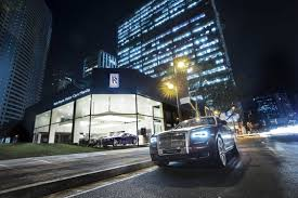 roll royce night rolls royce motor cars opens new showroom in the philippines