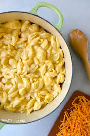 easy macaroni cheese easy stovetop macaroni and cheese just a taste