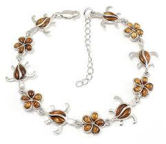 Koa Wood Plumeria Flower Sterling Silver Pendant Hawaiian Koa Wood Jewelry Bracelets U2013 Arthur U0027s Jewelry