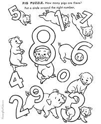 preschool printables kids 019