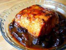 cuisiner roti de porc rôti de porc aux pruneaux recette ptitchef