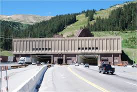 Colorado travel center images Eisenhower tunnel