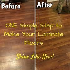 cleaning laminated floors akioz com