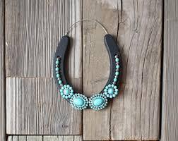 mexican horseshoes western decor decorated horseshoes decor horseshoe