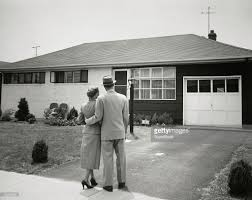 1940s house 1940s1950s couples outdoors couples outdoors dream house eras