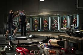the evolution of iron man best for film