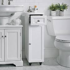 weatherby rolling bathroom storage cabinet improvements catalog