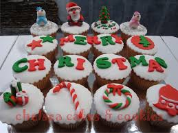 awesome cupcake decorating ideas for christmas home design ideas