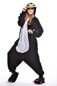 Plus Size Halloween Costumes For Women Penguin Onesie Plus Size Halloween Costume For Women Mens Onesie