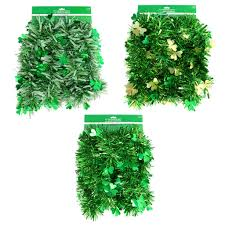assorted st patrick u0027s day jumbo garland by ashland at michaels