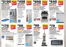 refrigerators home depot black friday home depot ad deals for 6 20 6 26 red white u0026 blue savings