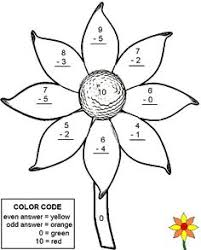 worksheets for the kiddos silly spring math decoding a secret