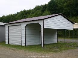 Garage With Carport Side Entry Garages Side Entry Garage Side Entry Workshop