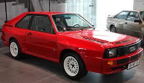 audi quattro horsepower 1984 audi coupe quattro sport at audi ingolstadt museum
