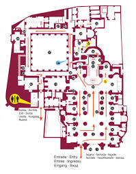 explore the cathedral plan 1 u2013 10 catedral de tarragona