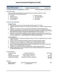 director of finance resume product development director resume sample