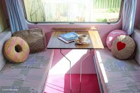 Caravan Interior Storage Solutions Five Creative Diy Caravan Ideas Caravan News New U0026 Used