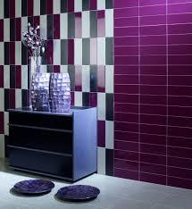 carrelage noir brillant salle de bain carrelage métro mat ou brillant plat 10x30