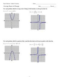 rate of change worksheet kuta 28 templates find the slope of