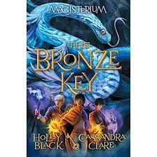 the bronze key magisterium 3 by black