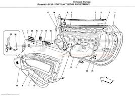 ferrari front drawing ferrari california body parts at atd sportscars atd sportscars
