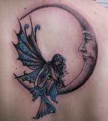 types of tattoos in the moon designs