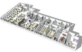 3d Office Floor Plan by C977174aff5d3c09fcb652e31fbca541home Planshome Theatre Planning