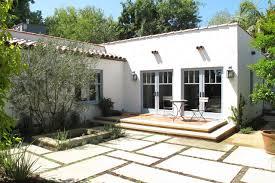 spanish courtyard designs spanish courtyard mediterranean exterior los angeles by