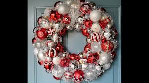 christmas wreaths to make easy christmas wreath ideas 2016