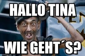 Tina Meme - hallo tina poor dude meme on memegen