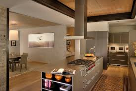 stainless steel range hood kitchen contemporary with kitchen